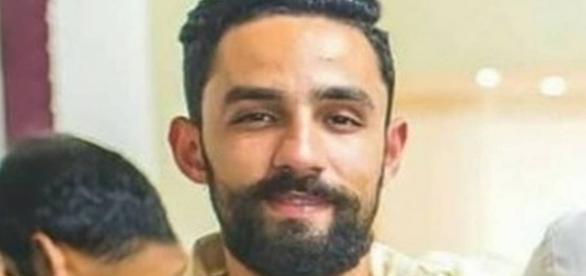 Paulo Raphael tem 25 anos e foi visto pela última vez no dia 27 de outubro