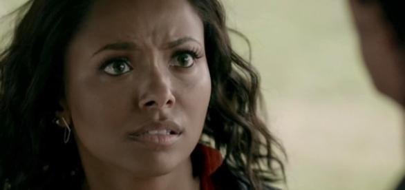 The Vampire Diaries 8x03: Bonnie é forçada a tomar uma decisão difícil (Foto: CW/Screencap)