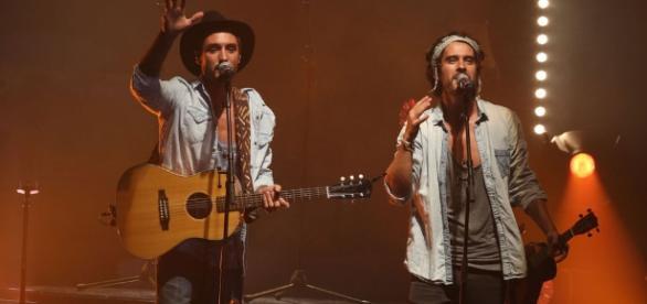"""The Voice : les Fréro Delavega n'ont plus """"aucun contact avec Mika ... - closermag.fr"""
