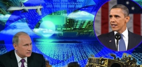 Va fi declanșat PRIMUL RĂZBOI CIBERNETIC de proporții între superputeri?