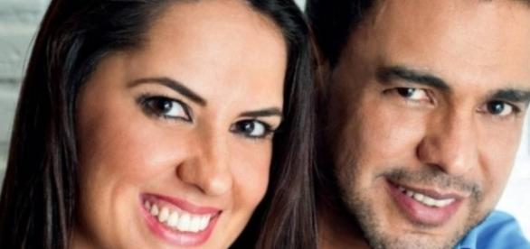 Zezé di Camargo começou a namorar com Graciele Lacerda enquanto ainda era casada com Zilu e isso causou um sentimento de traição por partes dos fãs