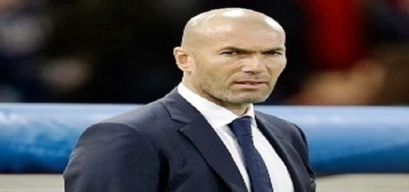 Zinedine Zidane, do Real Madrid é o favorito