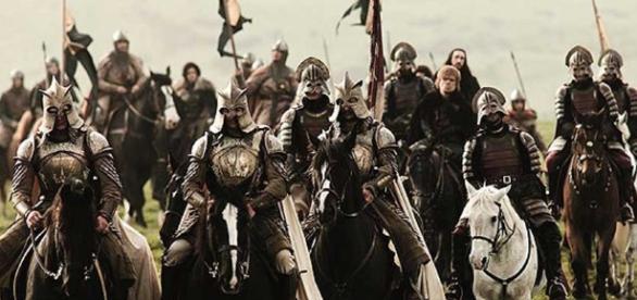 Cena de Game of Thrones / Reprodução HBO
