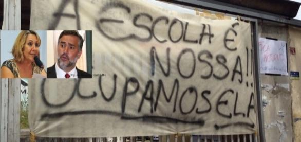 Deputados acham que juiz feriu os direitos dos manifestantes (Foto: Reprodução)
