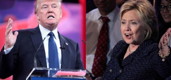 Hillary Clinton e Donald Trump: chi vincerà?