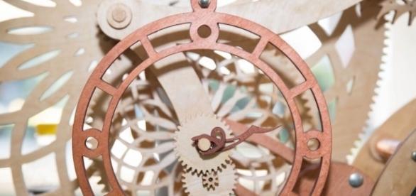 Mecanism facut de Irinel Neagu-Cogalniceanu- foto Mihai Horhoianu