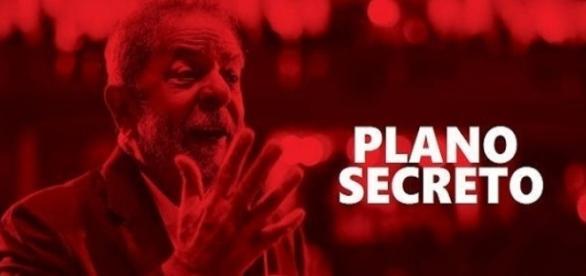 Planalto desconfia que Lula quer pedir asilo político (Foto: Veja)