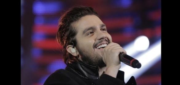 Sertanejo cantou músicas do novo álbum.