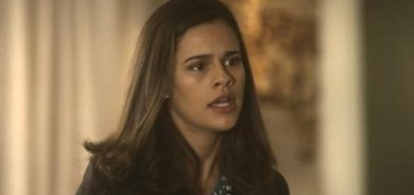 Aline em A Lei do Amor, novela das nove da Globo