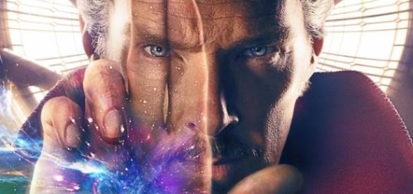 Benedict Cumberbatch est le Docteur Strange
