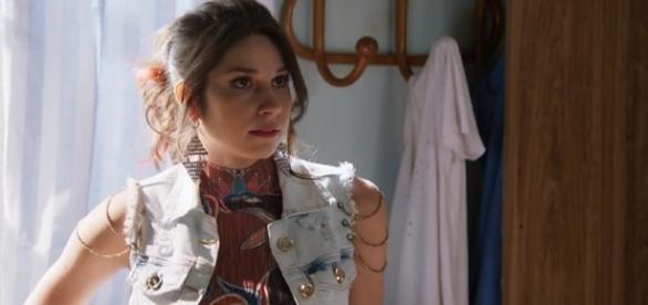 Carmela em 'Haja Coração' (Divulgação/Globo)