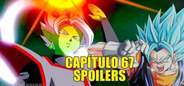Dragon Ball Super Capítulo 67 La despedida de Trunks del Futuro ¿Muere?