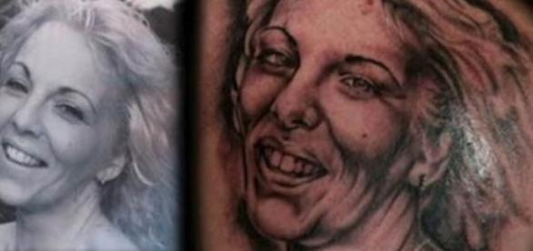 Essa deve ter ficado triste por ser tatuada assim