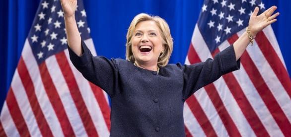 Hillary já tem quase metade de delegados necessários para ganhar as eleições