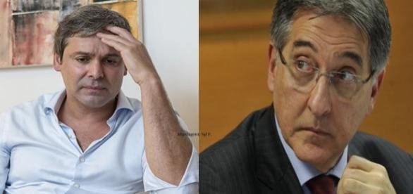 Lindbergh e Pimental podem ser delatados (Foto: Reprodução/Folha/Agência Brasil)