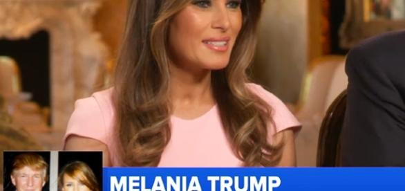 Melania Trump, la nuova splendida First Lady