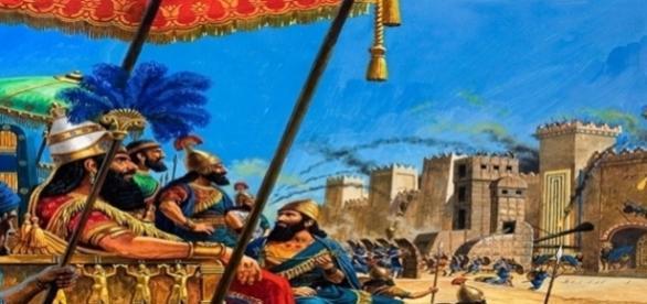 Rei Nabucodonosor II invadirá Jerusalém