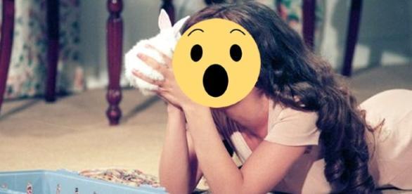 Thalía pode estar grávida. Foto: Internet