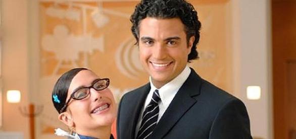 Protagonistas de 'A Feia Mais Bela' se reencontraram em festa latina