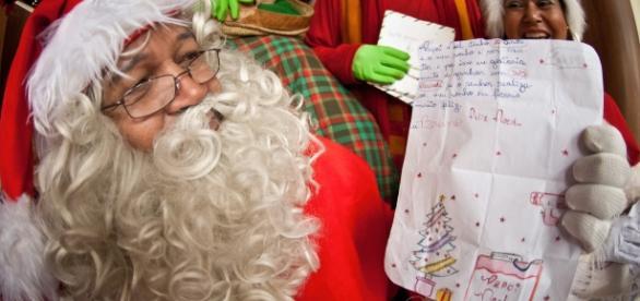 Cartinhas podem ser adotadas até 16 de dezembro; procure uma unidade dos Correios e participe!