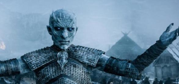 El Rey de la Noche, líder de los temidos Caminantes Blancos.