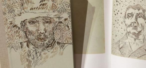 Les dessins attribués à Van Gogh publiés chez Seuil,