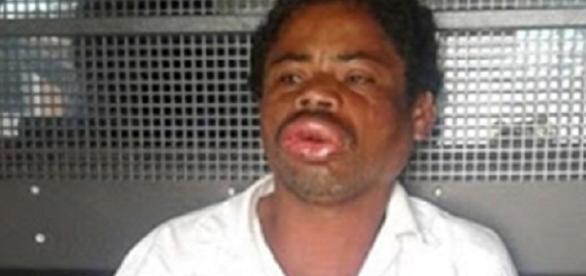 Marcelo Pereira foi preso dirigindo moto sem habilitação