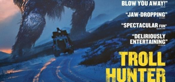 Scare Tactic: Troll Hunter (2011) - Don't Feed the Trolls - blogspot.com