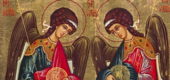 Sfinții Arhangheli Mihail și Gavriil. Iată de ce e bine ca azi să aprinzi o lumânare