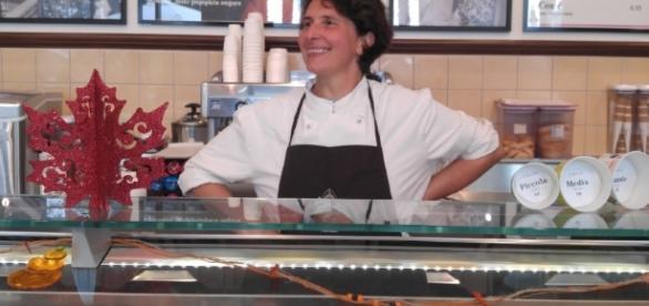 Silvana Vivoli's family has a long history of gelato making. (Photo by Barb Nefer)