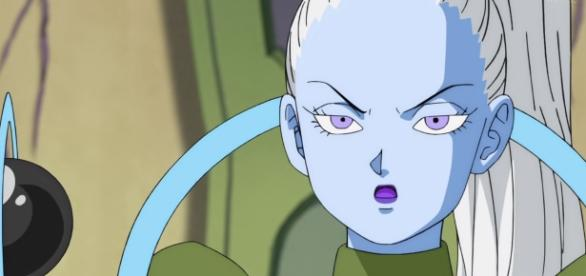 vados es un angel mundo dragon ball