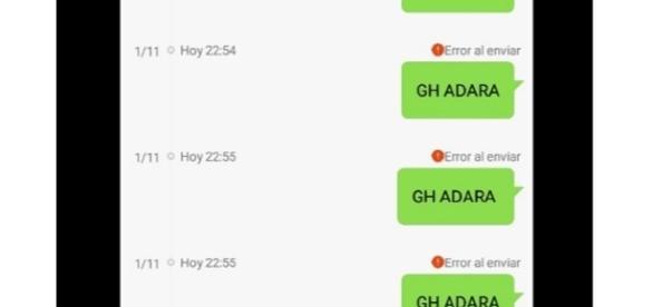 Adara sería la gran beneficiada del #TongoGH17, según las redes.