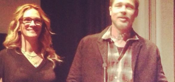 Brad Pitt: première apparition publique depuis son divorce! | LFM - lfm.ch
