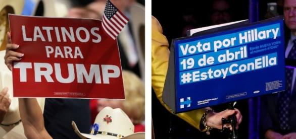 Donald Trump gana pese a su dirscurso agresivo