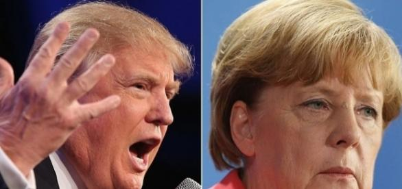 Donald Trump is the anti-Angela Merkel • DecodeDC - decodedc.com