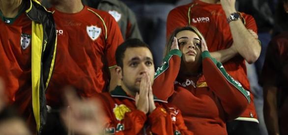 Grave crise da Portuguesa de Desportos leva a torvida ao desespero