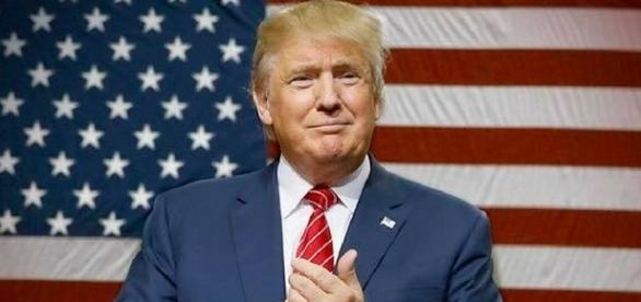 Il nuovo presidente USA, Donald Trump