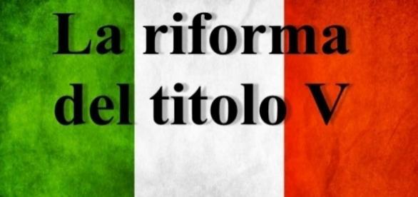 La Riforma Costituzionale e il Titolo V: un confronto con il 2001 ... - termometropolitico.it