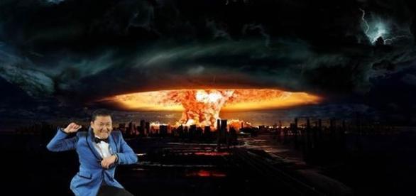 Medo do fim do mundo foi um dois assuntos mais comentados na web (Banco de Imagens Google)