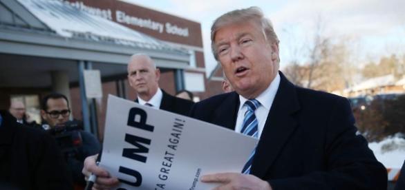 Trump: muro en la frontera de EUA costará a México unos $8.000 ... - laprensa.hn