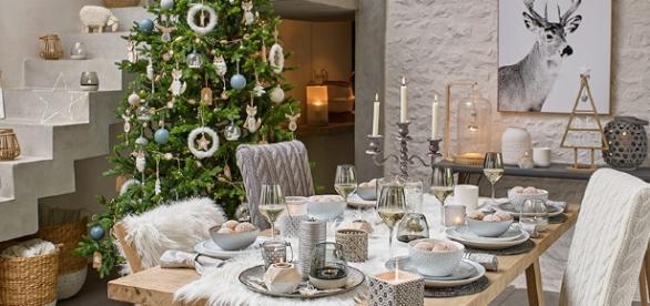 Addobbi natale 2016 maisons du monde e ikea decorazioni - Decorazioni natalizie per la porta di casa ...
