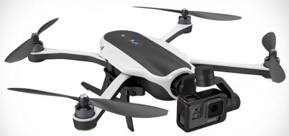 Drone a caméra embarqué Karma GoPro