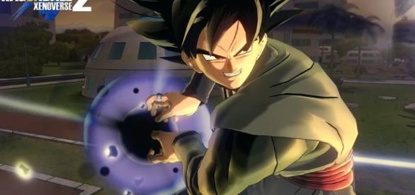 First Screenshots Of Black Goku In Dragon Ball Xenoverse 2 - attackofthefanboy.com