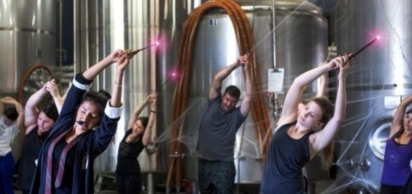 Harry Potter Yoga Exists And It's Truly Magical! - Health Library - healthlibrary.in