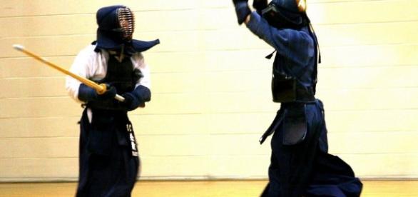 Kendo, arte tradicional de Japón