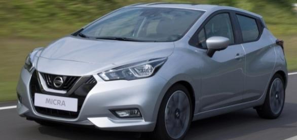 Nova geração do Nissan March tem fortes vincos e linhas modernas