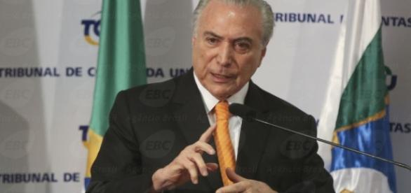 O presidente Michel Temer (Foto: Antonio Cruz/ Agência Brasil)