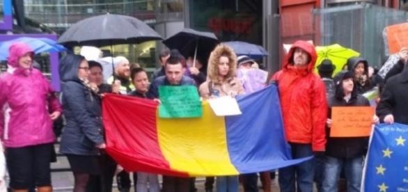 Românii continua sa ajungă în UK