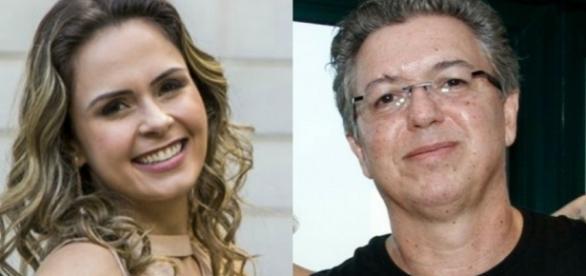 Ana Paula e Boninho discutem em rede social.