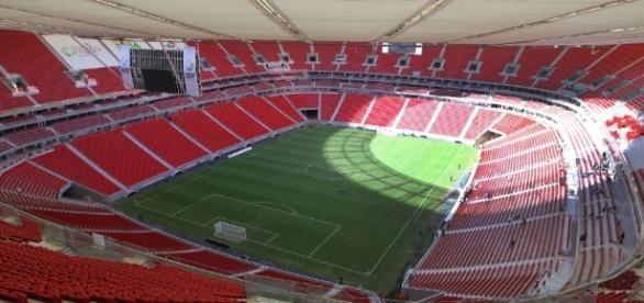 Arena Mané Garrincha foi construído por uma das empreiteiras investigadas pelo Cade